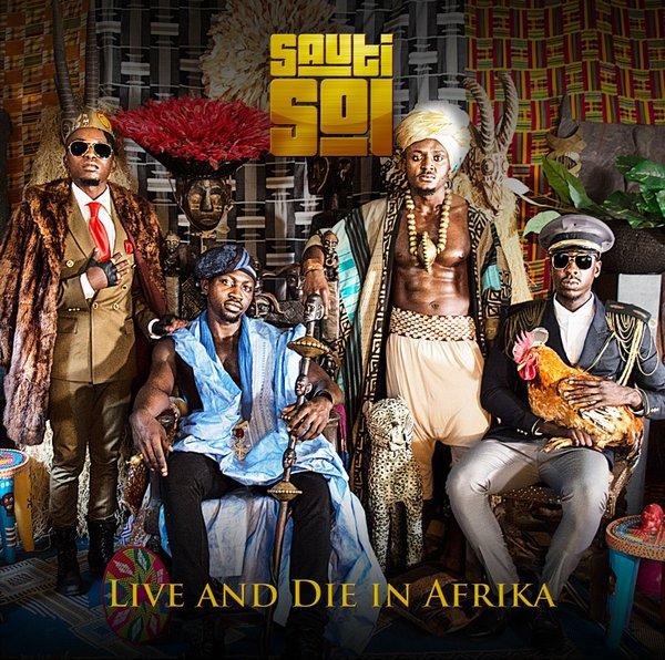 From Left to Right: Willis Chimano, Polycarp Otieno, Savara Mudigi and Bien-Aimé Baraza