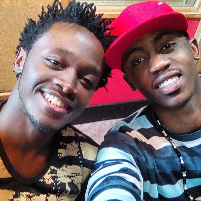 Bahati's Talented Young Protégé Weezdom reminisces on the First Time