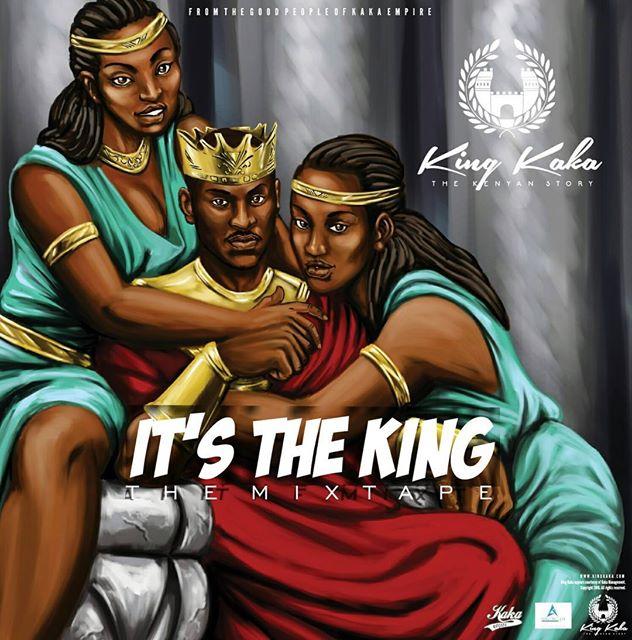 """Its The King"" Mixtape"