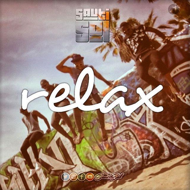 Sauti Sol's 'relax' cover