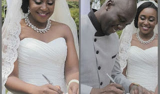 Is Betty Kyalo Okari Divorcing Her Husband Dennis Okari? This Is The Truth