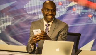 Larry Madowo weds his Kikuyu girlfriend secretly, watch his wedding video here