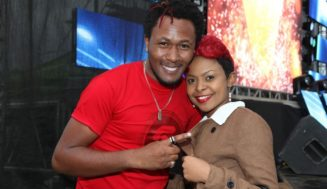 sad: Size 8 leaves her husband because of infidelity
