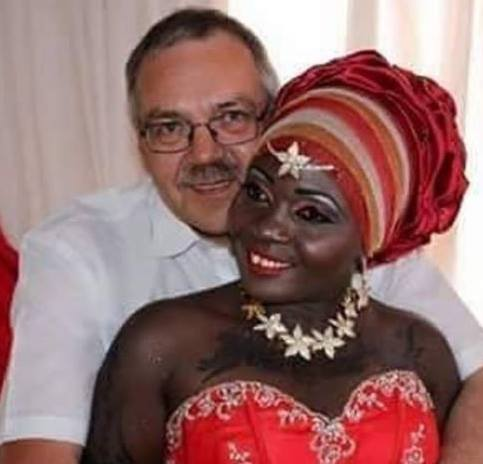 Nyota Ndogo looks like a 'ghost' on her wedding day (photos) » Biggest Kaka