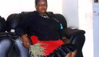 meet Anna Mutheu the millionaire witchdoctor who lives like a queen at her expensive palace!