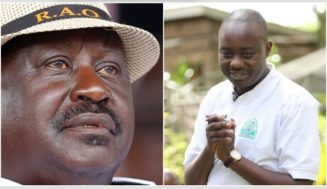 THE TRUTH: Did Hon. Raila Odinga sacrifice his son Fidel Odinga to win the presidency in 2017?