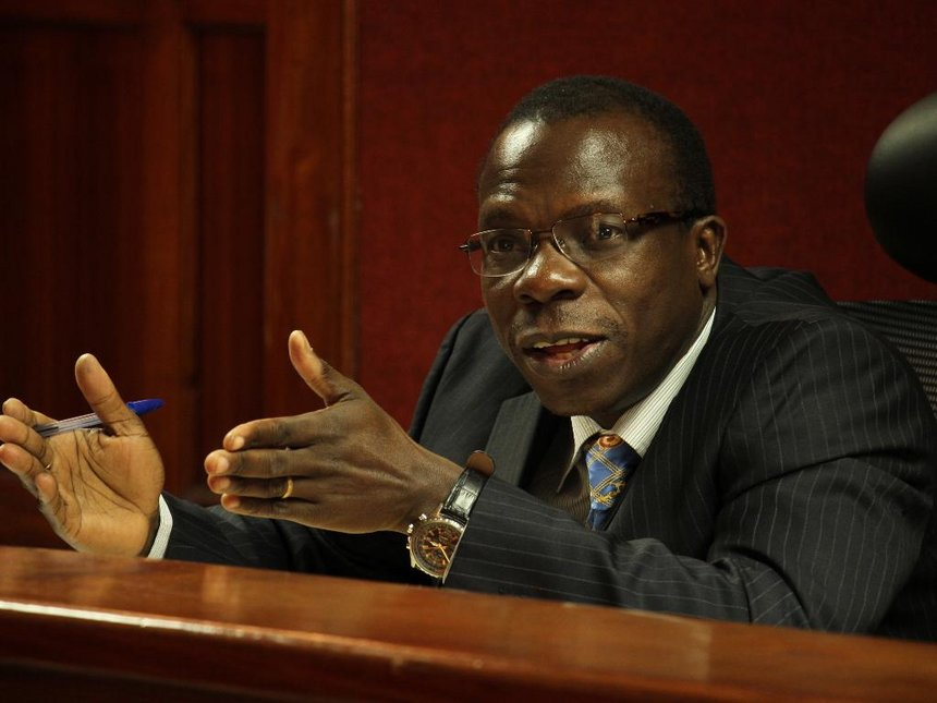 Justice George Odunga | Philip Kamakya