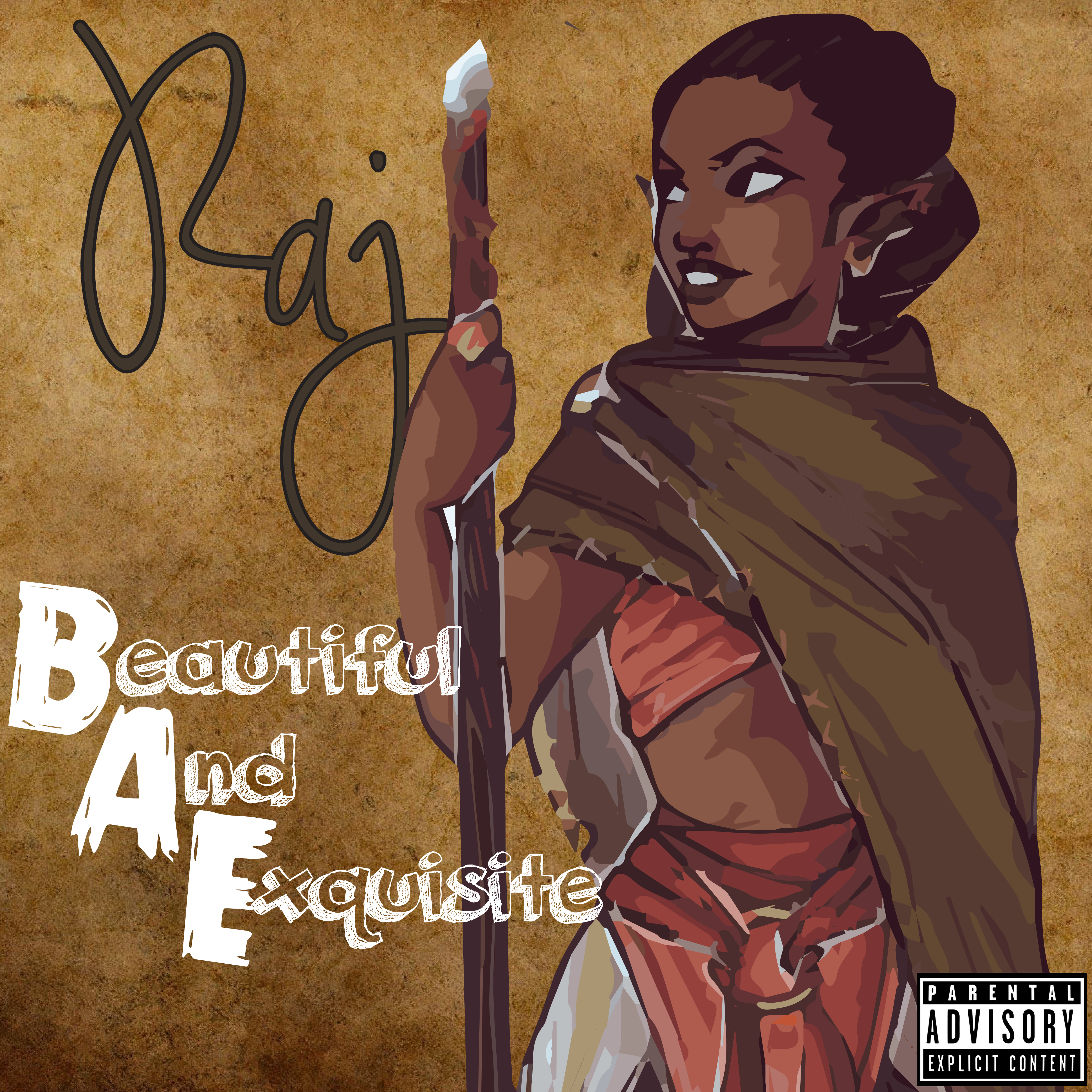 Beautiful and Exquisite cover | Raj