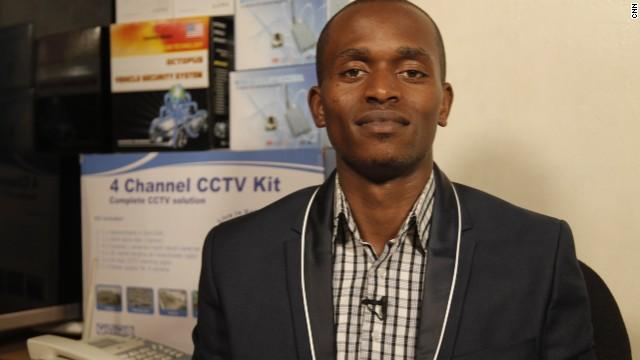 Kelvin Macharia Kuria | CNN