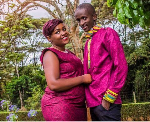 Njuguna and Celestine | courtesy