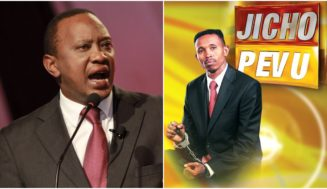 Moha Jicho Pevu exposes the bad things UHURUTO is planning to do in 2017 elections