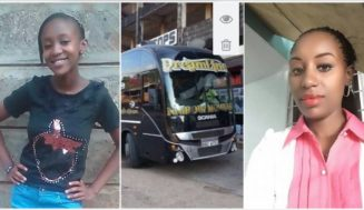 Sad and shameful: Dreamline bus company forces 14 year old girl to alight at midnight!