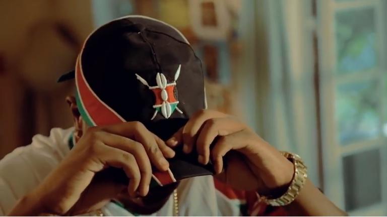 Kayvo Kforce Kenyan cap
