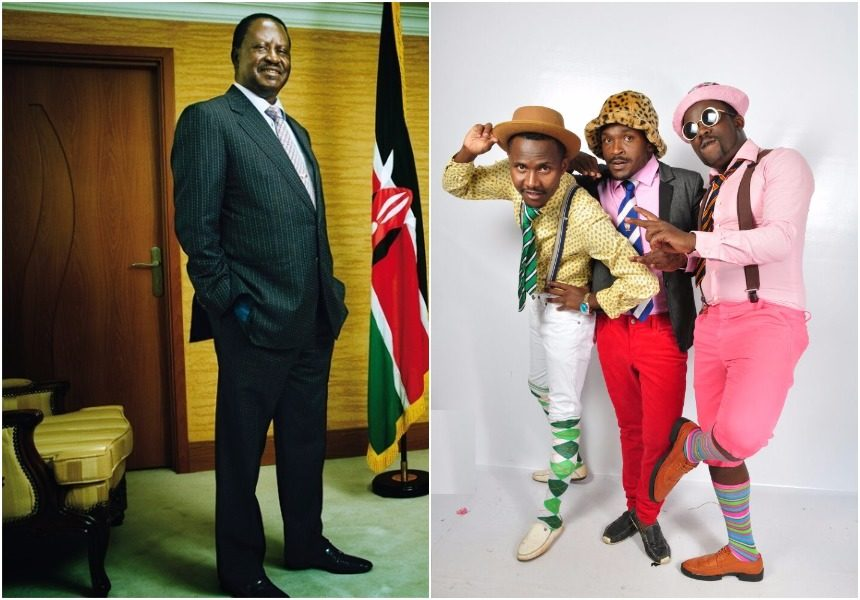 this is the Kisii song Raila Odinga has fallen in love with