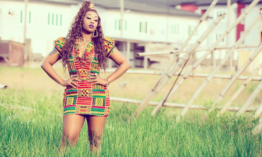 Victoria Kimani wins big award at the Afrimma awards