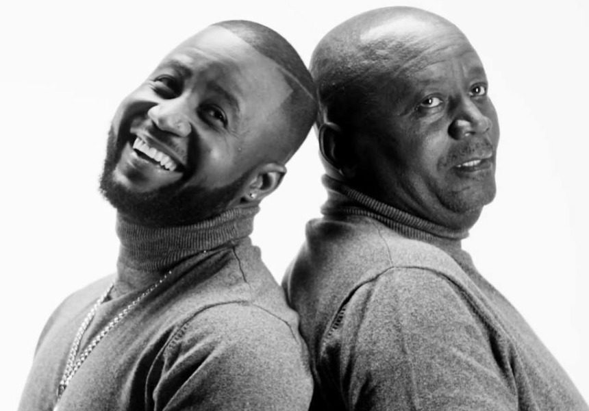 Video of Cassper Nyovest's dad stealing the show on his house warming party