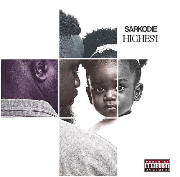 Sarkodie's 'Highest' album cover