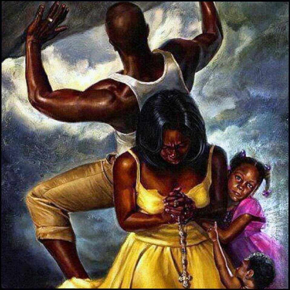having a prayerful woman also helps a lot. Photo credit: courtesy