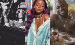 is Wizkid's ex Justine Skye falling for Davido