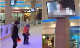 Hackers play hardcore porn on busy city mall's TV screens after gaining unauthorized access to computer system