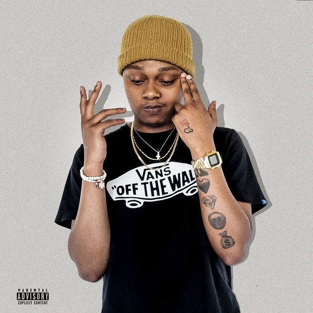 A-Reece's 'From Me To You & Only You' album cover. photo credit iTunes