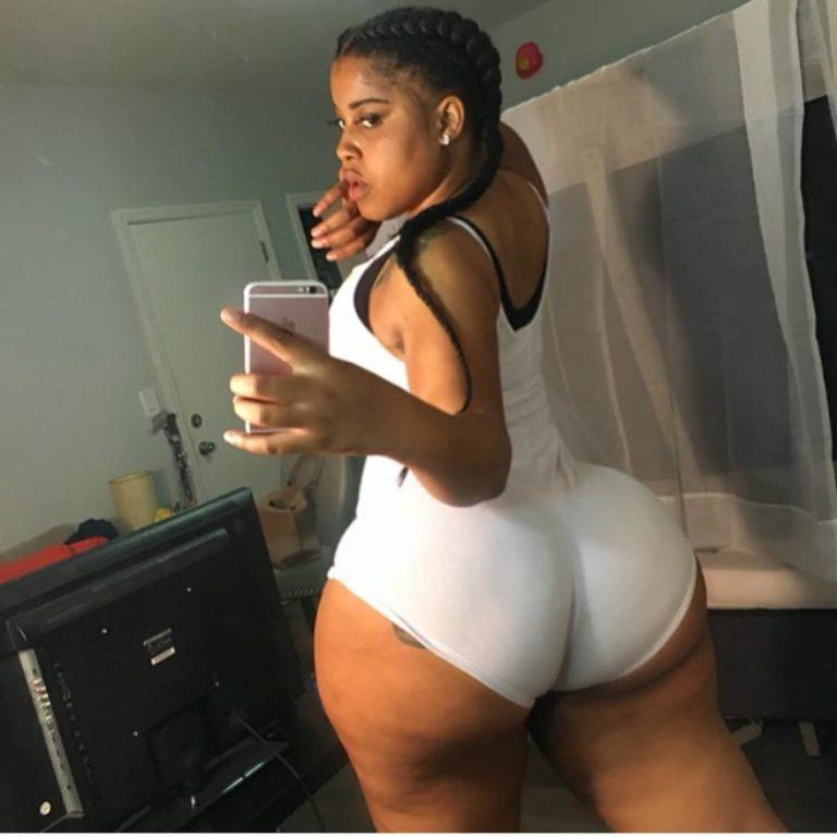 Amateur girl amazing body