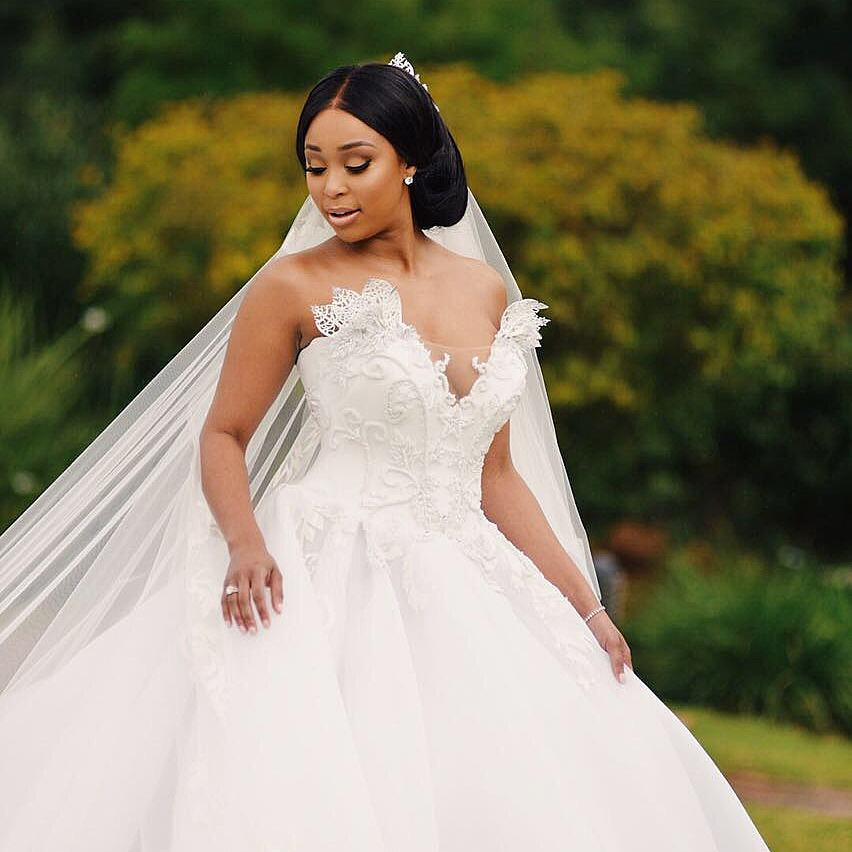 happy Minnie Dlamini. photo credit: Instagram/minniedlamini