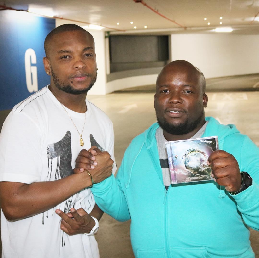 K.O and DJ Capital