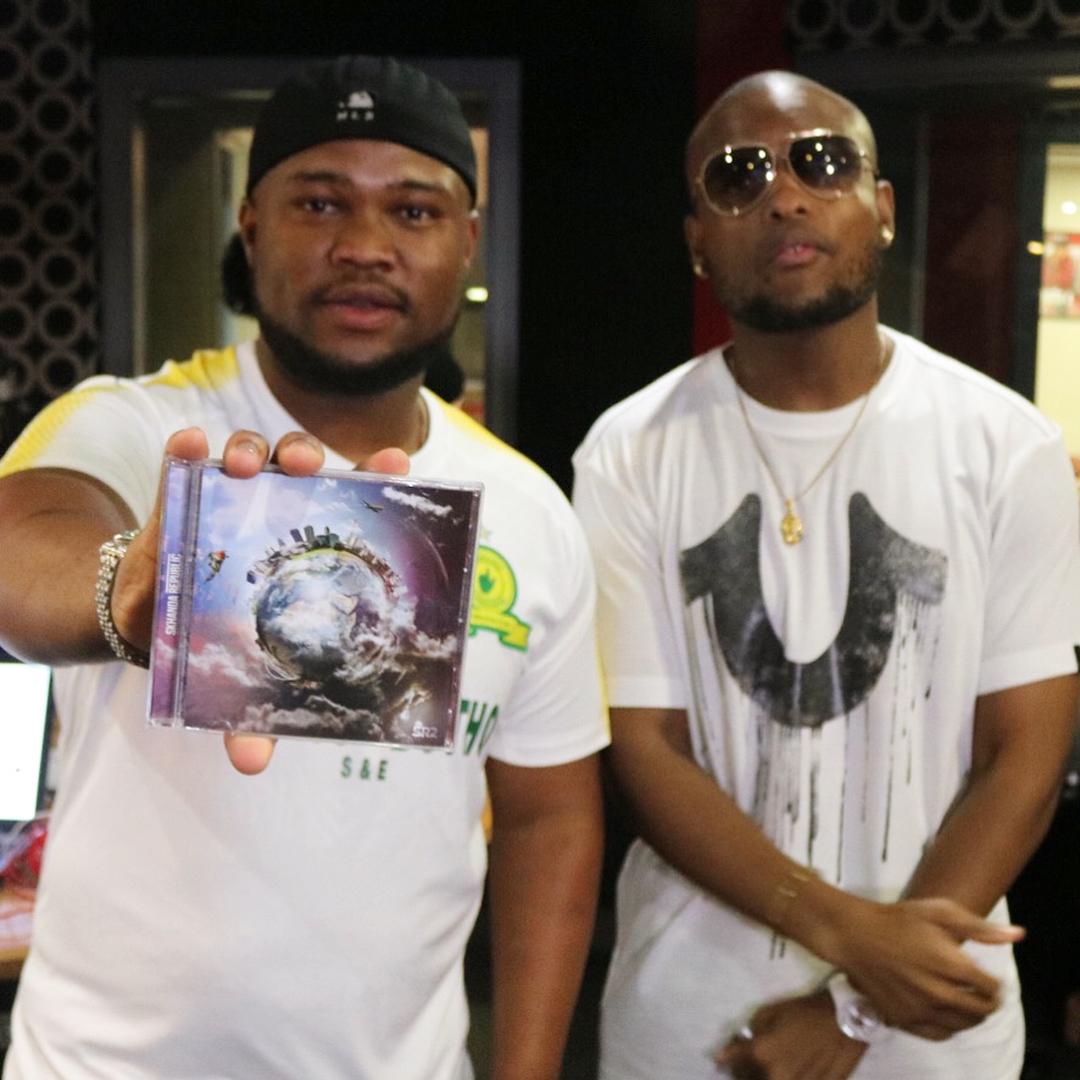 K.O and DJ Sabby