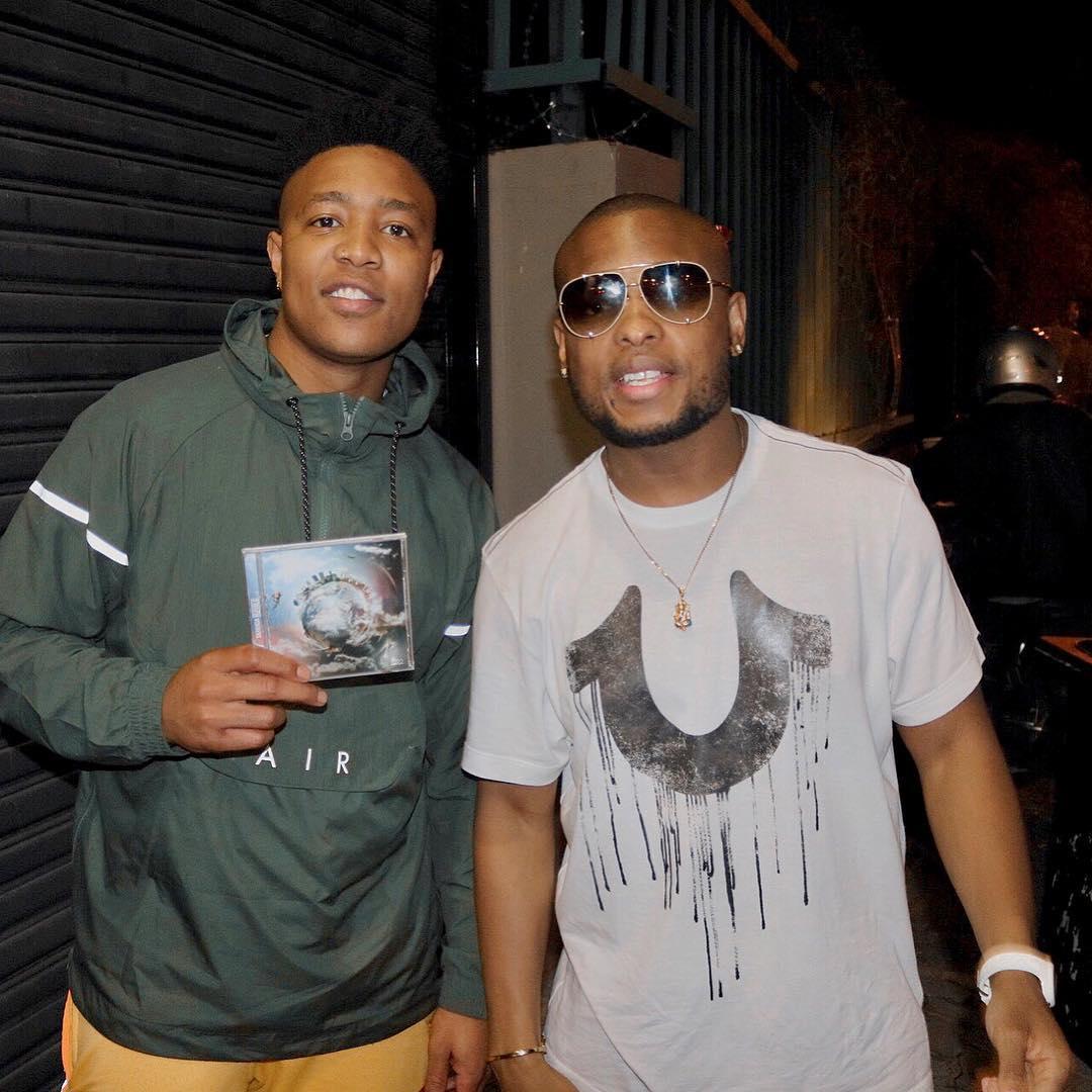 K.O and DJ Speedsta