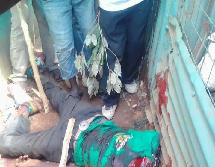 One of the person shot dead in Bondo