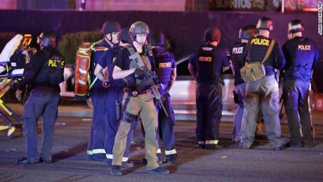 Las vegas shooting: Photo Credit : CNN