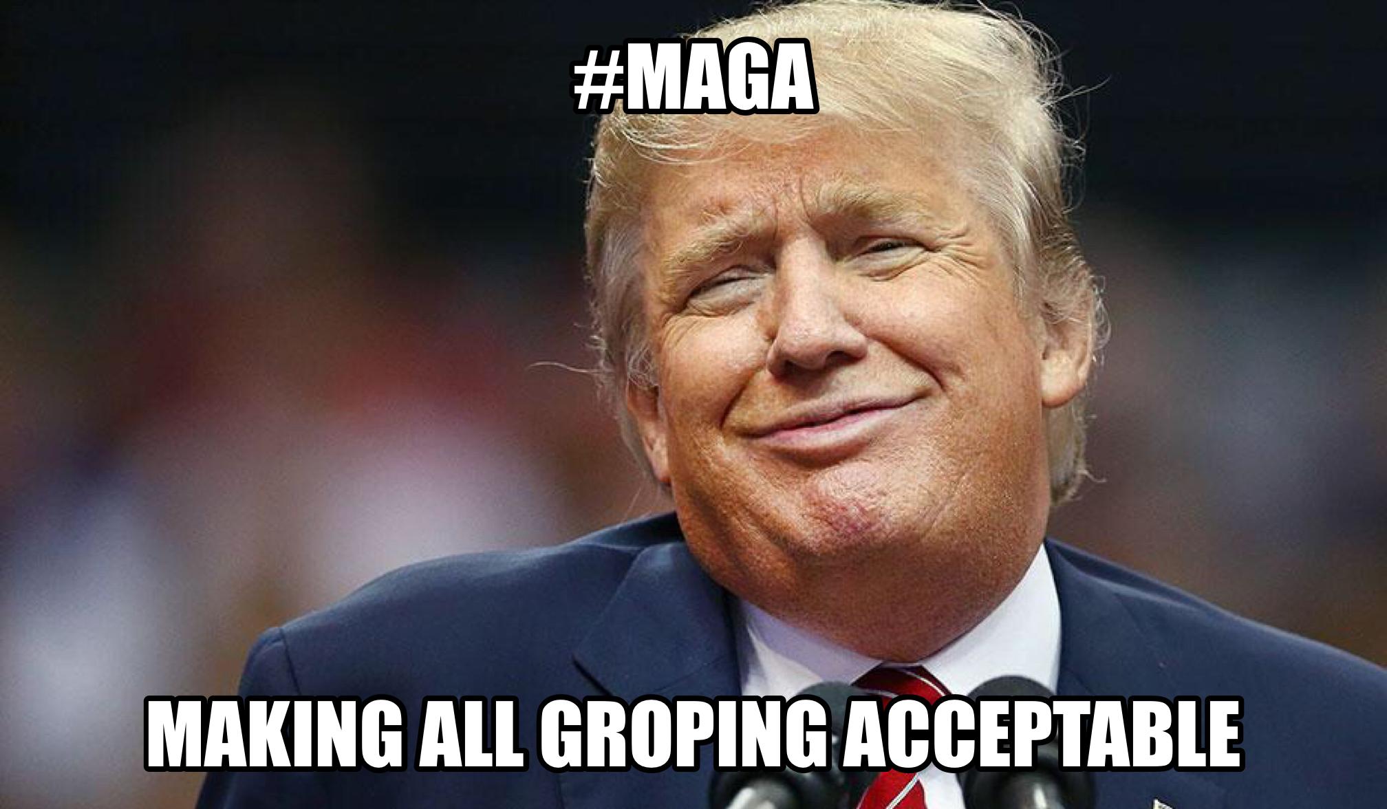 trump meme. photo credit: know your meme