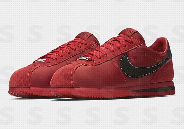 Nike Cortez Kendrick Lamar Damn Red. photo credit: DefPenKicks