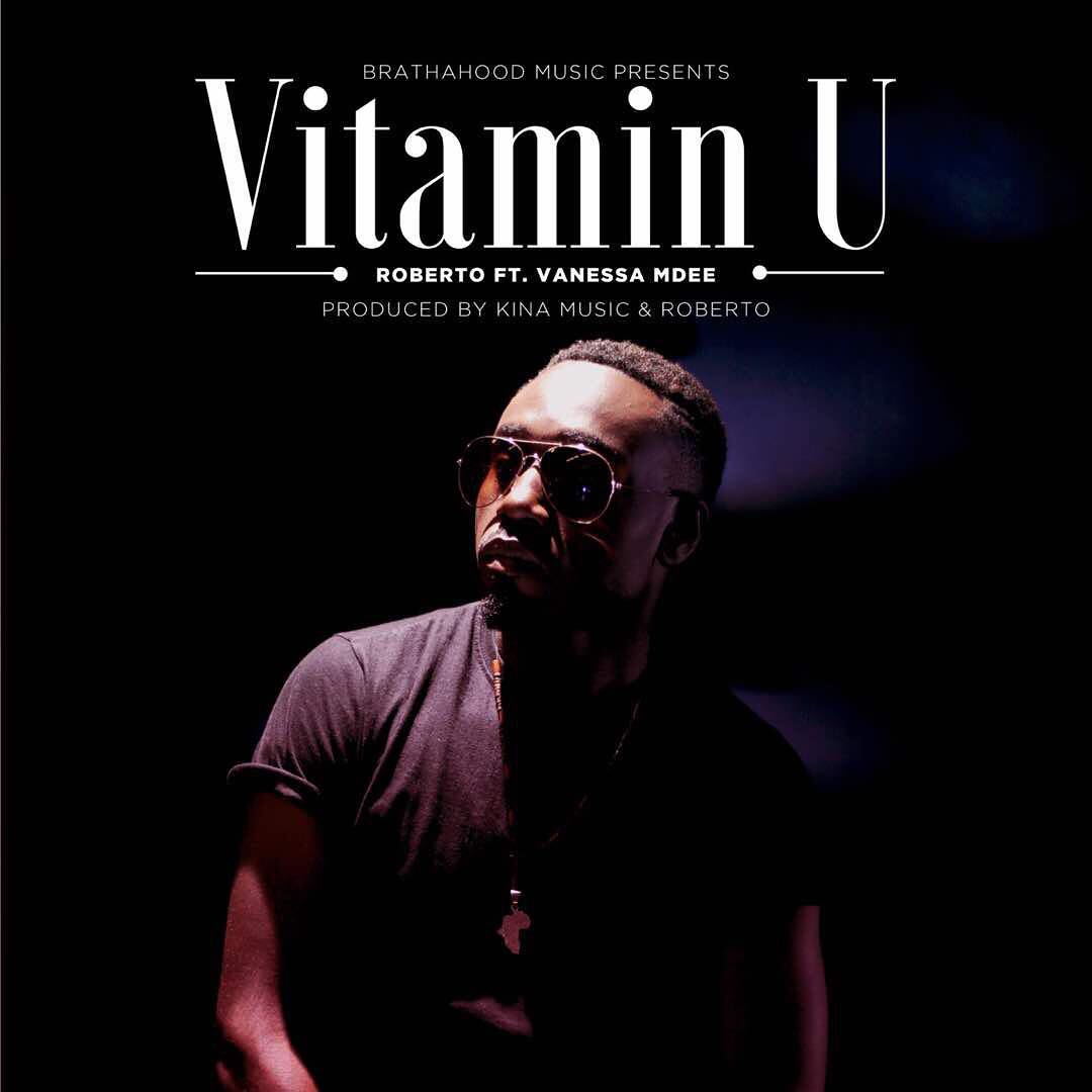 Roberto's 'Vitamin U' art cover. photo credit: Instagram/robertozambia