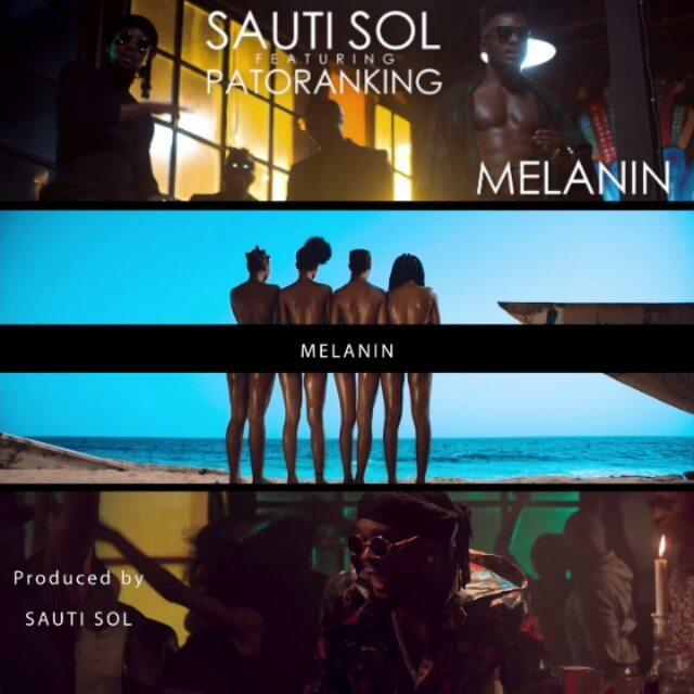 Sauti Sol melanin cover
