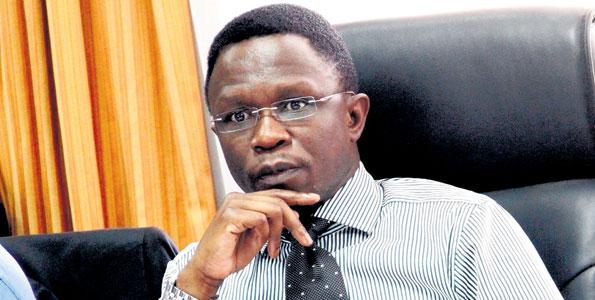 Ababu Namwamba thinking