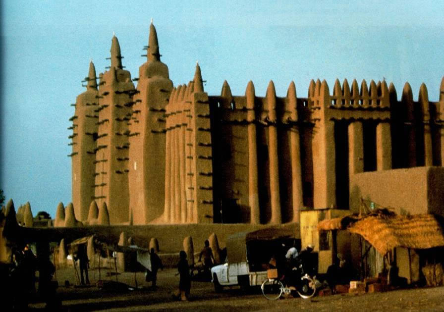 Mosque at Djenne