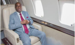 Meet Nigerian preacher David Oyedepo who has 4 private jets (Photos)