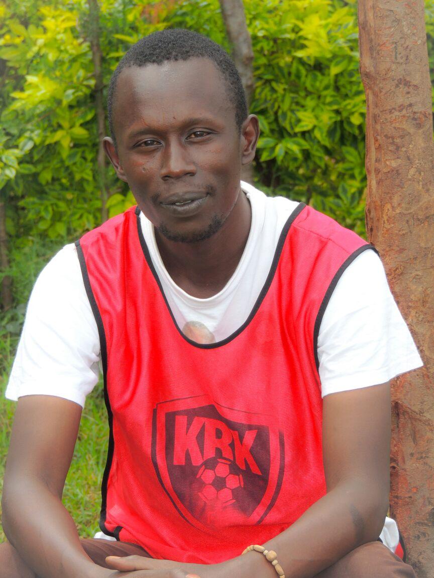 Team Manager Joseck Moracha
