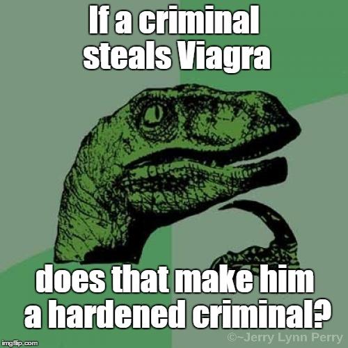Hardened criminal meme