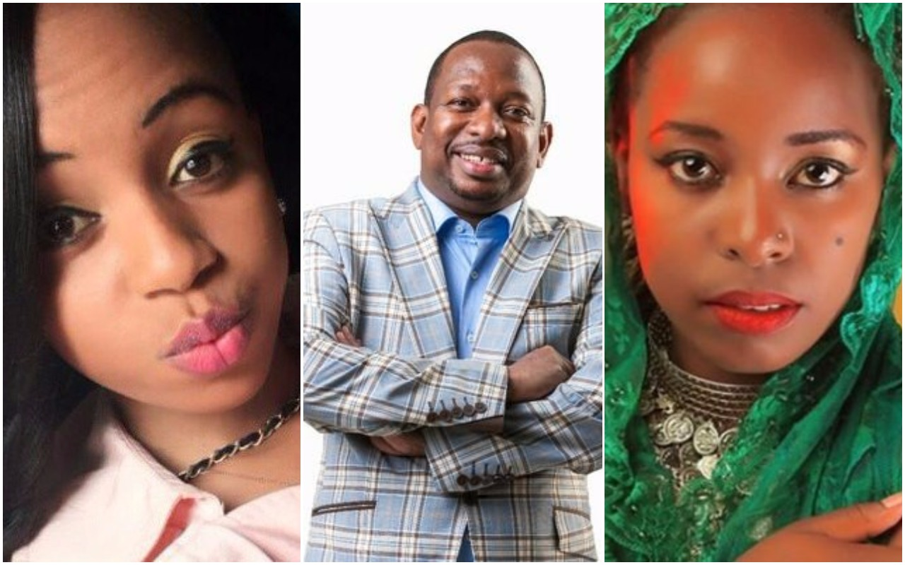 daughters of mike sonko