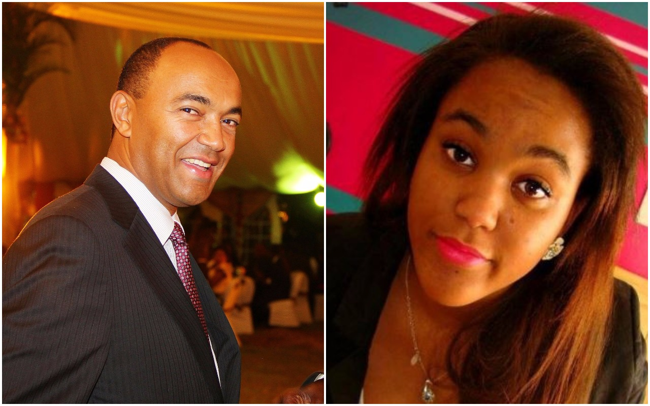 peter kenneth's beautiful daughter