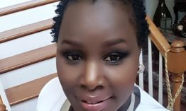 huyu ni bibi mzuri! Emmy Kosgei shows wifely submission on social media!