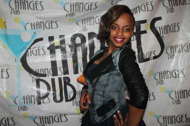 Halima Nasir - the woman who smashed DJ Creme in the steamy s3x tape. Photo/Courtesy