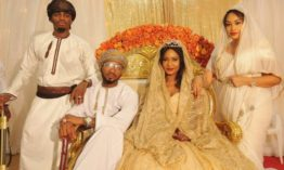 Diamond Platnumz's brother Romy Jones marries his sweetheart in a colorful wedding