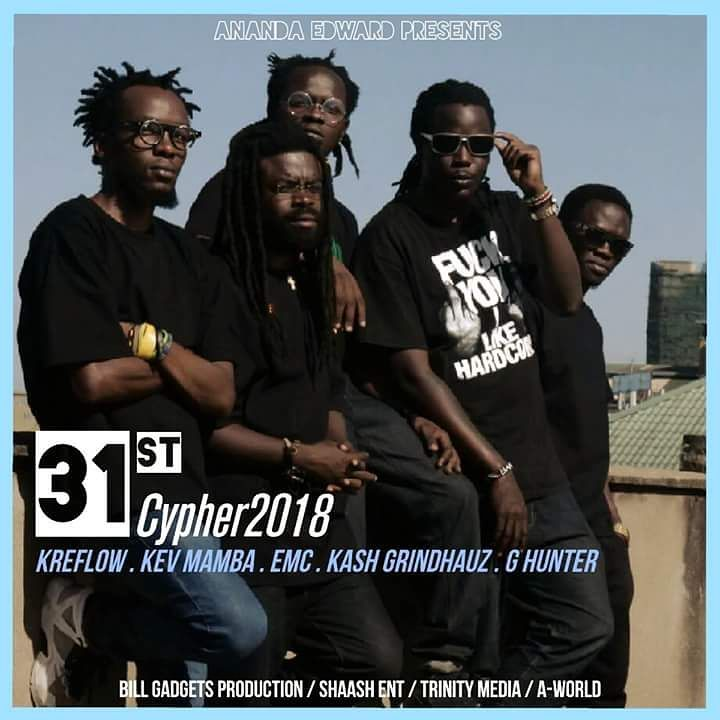 31st Cypher cover art