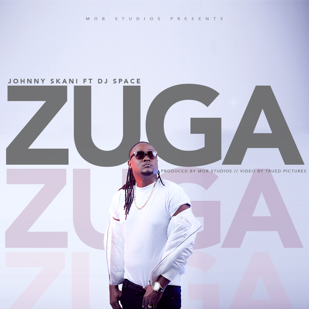 Johnny Skani's 'Zuga' cover art. photo credit: courtesy