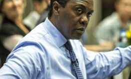 Jeff Koinange sparks laughter as he speaks Luo with a funny accent