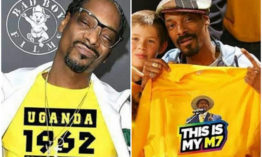 Snoop Dogg announces decision to move to Uganda after president Trump called African countries a 'shithole'